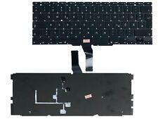 DE - Tastatur mit Beleuchtung für Apple MacBook Air A1370 (EMC 2393)