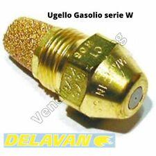 DELAVAN UGELLO BRUCIATORE GASOLIO 0.50 45° W INIETTORE 0,50
