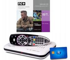 Dekoder Telewizja na karte NC+ Combo ADB 2849ST tvnk 1mies gratis canal+