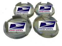 4X Silver Wheel Center Hub Caps 59mm Emblems Rim Cover for Mitsubishi MR554097