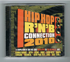 HIP HOP R'N'B CONNECTION 2010 - 2 CD SET - 35 TITRES - 2010 - NEUF NEW NEU