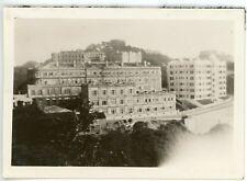 1929 PHOTO View of Victoria Peak Hotel Hong Kong China