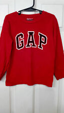 Boy's Gap Kids Size XS Red Long Sleeved Shirt ** GREAT **