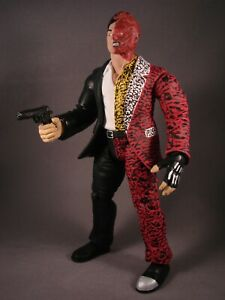Custom TWO-FACE Batman Forever DC Universe by ICCI