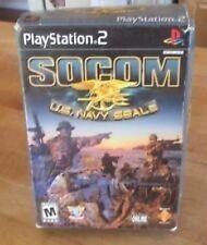 SOCOM: US Navy Seals by Playstation