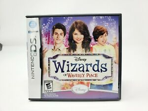 Wizards of Waverly Place (Nintendo DS, 2010) 3DS CIB Complete