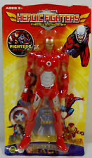 Iron Man The Avengers 7' Action Figure Mosc Sealed