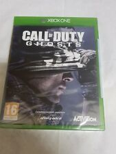Xbox one Call of Duty ghosts PAL España nuevo y precintado