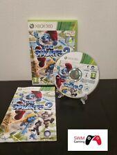 Die Schlümpfe 2 Xbox 360 Action Adventure Video Game Pal. *** Kostenlose UK P & p ***