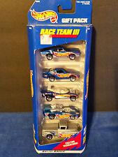 Hot Wheels 5 Gift Pack - Race Team III  - 1998