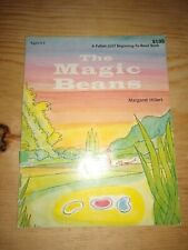 The Magic Beans by Margaret Hillert (1966, Softcover) Vintage