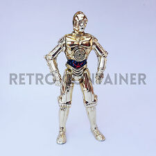 STAR WARS Kenner Hasbro Action Figure - POTF POTF2 - C-3PO Protocol Droid