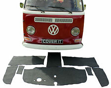 Calidad Superior Vw T2 Transporter Bay Window Alfombra Set Completo esteras autocaravanas Camper
