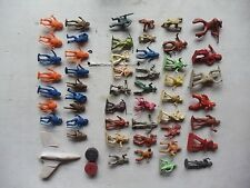 LOT OF 50 OLD VINTAGE COWBOYS & INDIANS ASTRONAUTS MPC CHINA DAVY CROCKETT