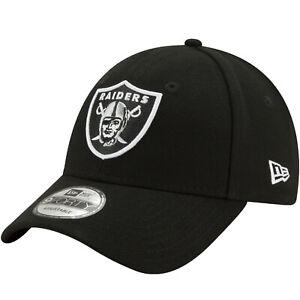 New Era 9FORTY Las Vegas Raiders The League NFL Adjustable Baseball Cap Hat