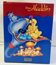 Disney's Aladdin Genie Schmid Music Figurine A Friend Like Me New in Box