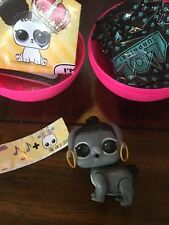 LOL Surprise Pets Doll Pets Series 3 Wave 2 Glee Club Bunny Hun Partially Open