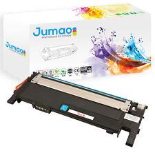 Toner cartouche type Jumao compatible pour Samsung CLP 320N, Cyan 1000 pages