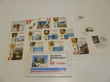 More details for vatican city 1984 pope john paul visit to switzerland commem covers in pack