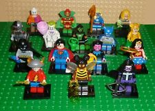 LEGO - COLLECTABLE MINIFIGURES 71026 - DC Super Heroes. Choose figure. COLDC