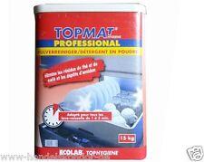 TOPMAT Professional Pulverreiniger 15kg Geschirrreiniger Reinigungsmittel Pulver