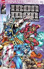 Iron Man & I Vendicatori N. 26 (La rinascita eroi N.8)
