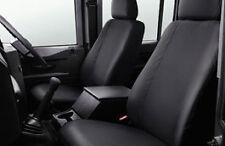 Land Rover Defender 110 2nd Row Black Waterproof Seat Covers - VPLDS0012