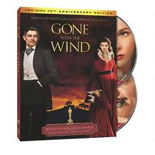 GONE WITH THE WIND (DVD, 2-DISC 70th Anniversary Edition) NEW