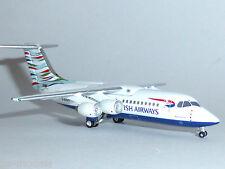 Avro RJ-100 British Airways USA Jet-X Diecast Model Scale 1:400 G-BZAT JXBA001 G