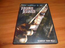 Heebie Jeebies (DVD,Widescreen  2005) Bobbie Jo Westphal, Jeff Lee Used
