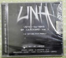 United nations of hardcor Vol. 5 Cd nuovo Sigillato