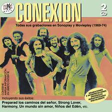 CONEXION-TODAS SUS GRABACIONES-2CD