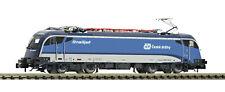 Fleischmann N 781873 Locomotora Eléctrica Digital con Sonido Taurus Rh 1216 CD