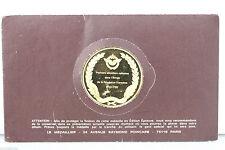 MEDAILLE EN VERMEIL - PREMIERS AEROSTIERS MILITAIRES DS L'ARMEE - 40 g - D 44 mm