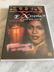 """DVD """"EXTREMA, AL LIMITE DELLA VENDETTA""""  VERSIONE NON CENSURATA EDIZIONE VENDITA"""