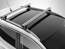 Nissan Qashqai 2014 Roof Rail Cross Bars Load Carrier New + Genuine KE7324E510