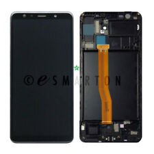 Samsung Galaxy A7 2018 A750 LCD Display Touch Screen Digitizer + Frame Assembly