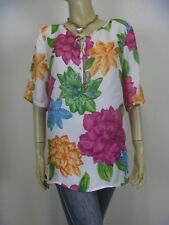 CHARTER CLUB Short Sleeve Top sz 14 - BUY Any 5 Items = Free Post