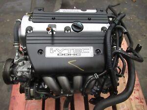 2002 2005 Acura RSX Honda Civic K20A i-VTEC 2002-2006 RSX Base Model EP3 JDM
