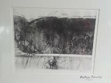 "RARE 1967 ARTHUR POLONSKY (1925-2019) ""CAPTIVES"" ETCHING SIGNED LOW #5 out of 20"