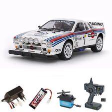 Tamiya Lancia 037 rally 1/10 kit ta-02sw wa kit completo - 300058654set