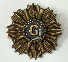 Vintage British Army Hat Badge - Boer War?