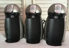 Lot of 3 Nescafe Dolce Gusto Piccolo Coffee Maker Machine Base Only For Parts