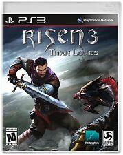 NEW Risen 3: Titan Lords (Sony Playstation 3, 2014)