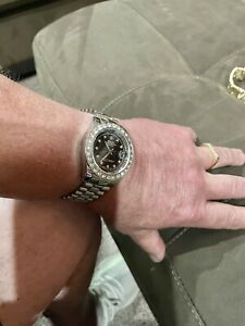 used mans automatic watch