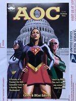 Comic Alexandria Ocasio-Cortez #nn🔥🔥🔥Limited 500 Copies NM!! & Unread