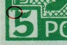 1ABux F35 postfrisch, waag. Paar mit Normalmarke (6584)