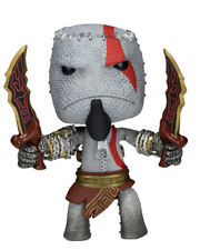 "LittleBigPlanet Kratos/ God of War Sackboy 7"" Figure Series 1 Neca - Official"