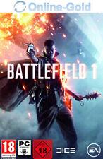 Battlefield 1 Key - PC Game Key - EA Origin Digital Code BF Eins NEU [EU][DE]