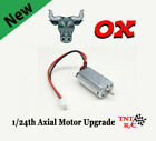 Ox 050 Brushed BOLT IN Motor Upgrade any SCX24 Free Ship!! SCX 24